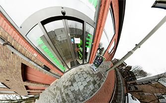360 panorama, virtual tour - Fight Vision Sittard